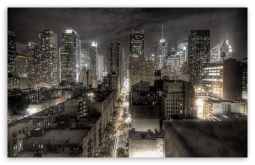 New York At Night ❤ 4K UHD Wallpaper for Wide 16:10 5:3 Widescreen WHXGA WQXGA WUXGA WXGA WGA ; 4K UHD 16:9 Ultra High Definition 2160p 1440p 1080p 900p 720p ; Mobile 5:3 16:9 - WGA 2160p 1440p 1080p 900p 720p ;