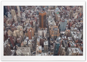 New York City Cityscape HD Wide Wallpaper for 4K UHD Widescreen desktop & smartphone