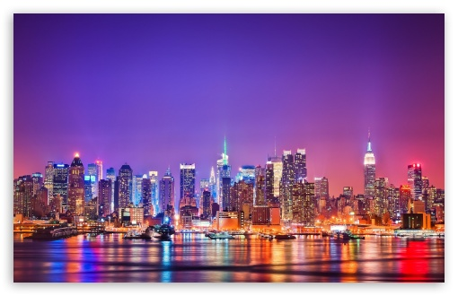 New York City Skyline at Night ❤ 4K UHD Wallpaper for Wide 16:10 5:3 Widescreen WHXGA WQXGA WUXGA WXGA WGA ; 4K UHD 16:9 Ultra High Definition 2160p 1440p 1080p 900p 720p ; Standard 4:3 5:4 3:2 Fullscreen UXGA XGA SVGA QSXGA SXGA DVGA HVGA HQVGA ( Apple PowerBook G4 iPhone 4 3G 3GS iPod Touch ) ; Tablet 1:1 ; iPad 1/2/Mini ; Mobile 4:3 5:3 3:2 16:9 5:4 - UXGA XGA SVGA WGA DVGA HVGA HQVGA ( Apple PowerBook G4 iPhone 4 3G 3GS iPod Touch ) 2160p 1440p 1080p 900p 720p QSXGA SXGA ;