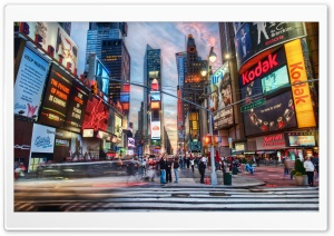 New York City Travel Ultra HD Wallpaper for 4K UHD Widescreen desktop, tablet & smartphone