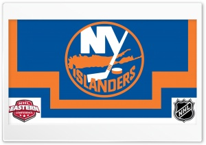 New York Islanders HD Wide Wallpaper for Widescreen