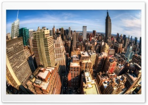 New York, New York HD Wide Wallpaper for Widescreen