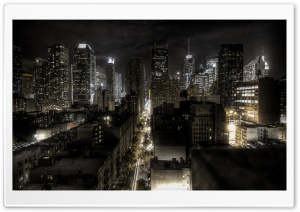 New York, NY United States HD Wide Wallpaper for Widescreen