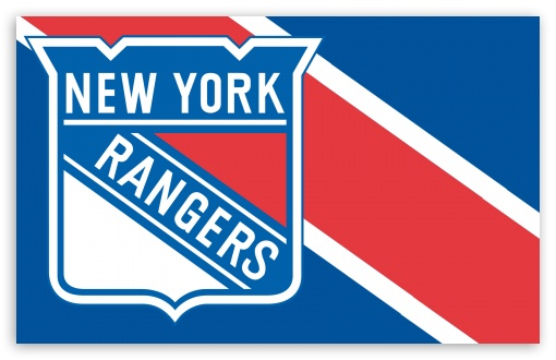 Download New York Rangers UltraHD Wallpaper