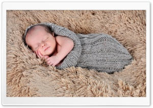 Newborn Baby HD Wide Wallpaper for 4K UHD Widescreen desktop & smartphone