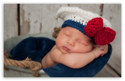 Newborn Baby Sailor HD wallpaper for Wide 16:10 5:3 Widescreen WHXGA WQXGA WUXGA WXGA WGA ; HD 16:9 High Definition WQHD QWXGA 1080p 900p 720p QHD nHD ; Standard 4:3 5:4 3:2 Fullscreen UXGA XGA SVGA QSXGA SXGA DVGA HVGA HQVGA devices ( Apple PowerBook G4 iPhone 4 3G 3GS iPod Touch ) ; iPad 1/2/Mini ; Mobile 4:3 5:3 3:2 16:9 5:4 - UXGA XGA SVGA WGA DVGA HVGA HQVGA devices ( Apple PowerBook G4 iPhone 4 3G 3GS iPod Touch ) WQHD QWXGA 1080p 900p 720p QHD nHD QSXGA SXGA ;