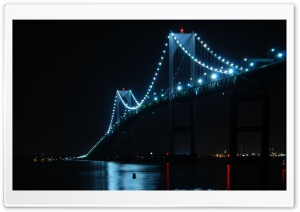 Newport Bridge Rhode Island HD Wide Wallpaper for Widescreen