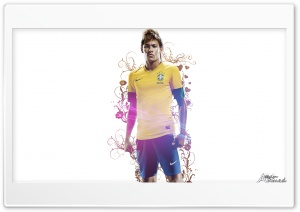 Neymar HD Wide Wallpaper for Widescreen