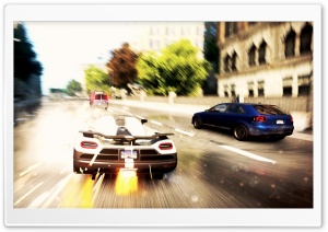 NFS MW 2012 Koenigsegg Agera R HD Wide Wallpaper for 4K UHD Widescreen desktop & smartphone