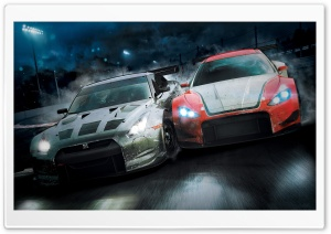 NFS Shift 2 Unleashed HD Wide Wallpaper for Widescreen