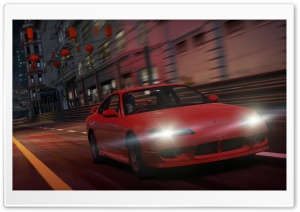 NFS Shift 2 Unleashed, Nissan S15 Silvia Spec R HD Wide Wallpaper for Widescreen