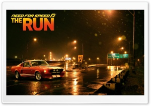 NFS The Ran HD Wide Wallpaper for Widescreen