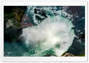Niagara Falls Image HD Wide Wallpaper for Widescreen