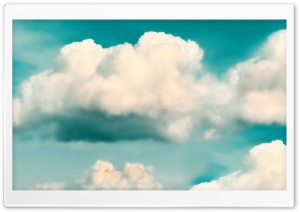 Nice Clouds HD Wide Wallpaper for Widescreen