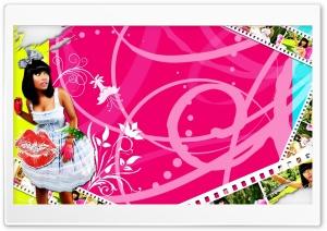 Nicki In Wonderland Ultra HD Wallpaper for 4K UHD Widescreen desktop, tablet & smartphone