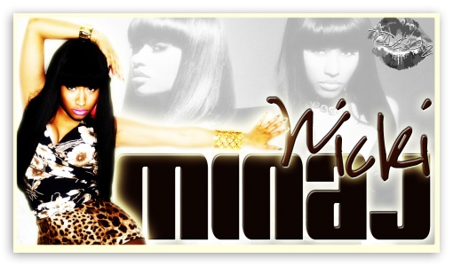 Nicki Minaj HD wallpaper for HD 16:9 High Definition WQHD QWXGA 1080p 900p 720p QHD nHD ; Mobile 16:9 - WQHD QWXGA 1080p 900p 720p QHD nHD ;