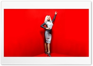 Nicki Minaj HD Wide Wallpaper for 4K UHD Widescreen desktop & smartphone