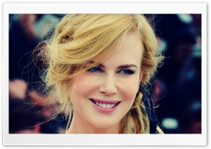 Nicole Kidman HD Wide Wallpaper for Widescreen