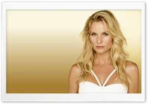Nicollette Sheridan HD Wide Wallpaper for Widescreen