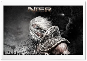 Nier HD Wide Wallpaper for Widescreen