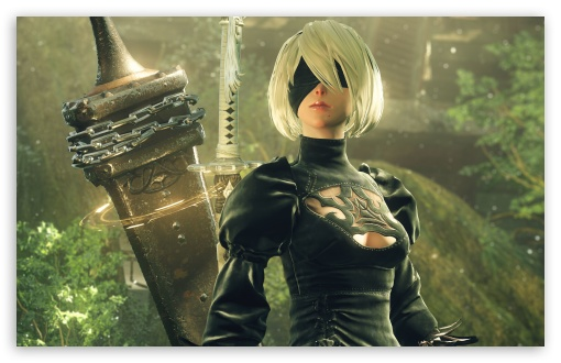 Nier Automata 2B ❤ 4K UHD Wallpaper for Wide 16:10 5:3 Widescreen WHXGA WQXGA WUXGA WXGA WGA ; UltraWide 21:9 24:10 ; 4K UHD 16:9 Ultra High Definition 2160p 1440p 1080p 900p 720p ; UHD 16:9 2160p 1440p 1080p 900p 720p ; Standard 4:3 5:4 3:2 Fullscreen UXGA XGA SVGA QSXGA SXGA DVGA HVGA HQVGA ( Apple PowerBook G4 iPhone 4 3G 3GS iPod Touch ) ; Smartphone 16:9 3:2 5:3 2160p 1440p 1080p 900p 720p DVGA HVGA HQVGA ( Apple PowerBook G4 iPhone 4 3G 3GS iPod Touch ) WGA ; Tablet 1:1 ; iPad 1/2/Mini ; Mobile 4:3 5:3 3:2 16:9 5:4 - UXGA XGA SVGA WGA DVGA HVGA HQVGA ( Apple PowerBook G4 iPhone 4 3G 3GS iPod Touch ) 2160p 1440p 1080p 900p 720p QSXGA SXGA ; Dual 16:10 5:3 16:9 4:3 5:4 3:2 WHXGA WQXGA WUXGA WXGA WGA 2160p 1440p 1080p 900p 720p UXGA XGA SVGA QSXGA SXGA DVGA HVGA HQVGA ( Apple PowerBook G4 iPhone 4 3G 3GS iPod Touch ) ;