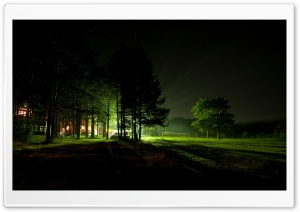 Night HD Wide Wallpaper for Widescreen