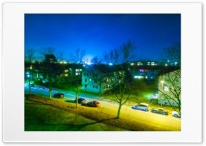 Night City Ultra HD Wallpaper for 4K UHD Widescreen desktop, tablet & smartphone