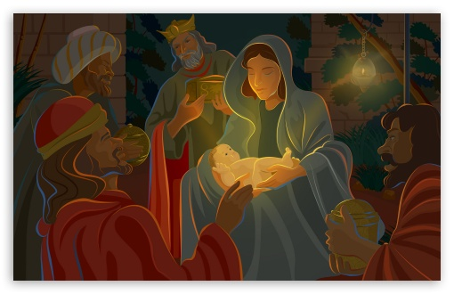 Night Of Jesus Christ Birth HD wallpaper for Wide 16:10 5:3 Widescreen WHXGA WQXGA WUXGA WXGA WGA ; HD 16:9 High Definition WQHD QWXGA 1080p 900p 720p QHD nHD ; Standard 3:2 Fullscreen DVGA HVGA HQVGA devices ( Apple PowerBook G4 iPhone 4 3G 3GS iPod Touch ) ; Mobile 5:3 3:2 16:9 - WGA DVGA HVGA HQVGA devices ( Apple PowerBook G4 iPhone 4 3G 3GS iPod Touch ) WQHD QWXGA 1080p 900p 720p QHD nHD ;