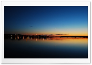 Night Panorama HD Wide Wallpaper for Widescreen