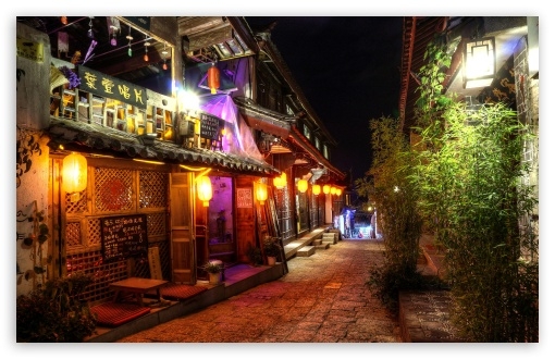 NIght Scene at Lijiang HD wallpaper for Wide 16:10 5:3 Widescreen WHXGA WQXGA WUXGA WXGA WGA ; HD 16:9 High Definition WQHD QWXGA 1080p 900p 720p QHD nHD ; UHD 16:9 WQHD QWXGA 1080p 900p 720p QHD nHD ; Standard 4:3 5:4 3:2 Fullscreen UXGA XGA SVGA QSXGA SXGA DVGA HVGA HQVGA devices ( Apple PowerBook G4 iPhone 4 3G 3GS iPod Touch ) ; Tablet 1:1 ; iPad 1/2/Mini ; Mobile 4:3 5:3 3:2 16:9 5:4 - UXGA XGA SVGA WGA DVGA HVGA HQVGA devices ( Apple PowerBook G4 iPhone 4 3G 3GS iPod Touch ) WQHD QWXGA 1080p 900p 720p QHD nHD QSXGA SXGA ;