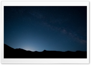 Night Sky HD Wide Wallpaper for 4K UHD Widescreen desktop & smartphone