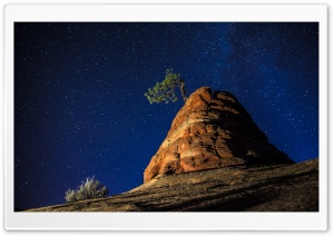 Night Sky Ultra HD Wallpaper for 4K UHD Widescreen desktop, tablet & smartphone