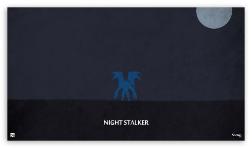 Night Stalker - DotA 2 ❤ 4K UHD Wallpaper for 4K UHD 16:9 Ultra High Definition 2160p 1440p 1080p 900p 720p ; Tablet 1:1 ; iPad 1/2/Mini ; Mobile 4:3 5:3 3:2 16:9 - UXGA XGA SVGA WGA DVGA HVGA HQVGA ( Apple PowerBook G4 iPhone 4 3G 3GS iPod Touch ) 2160p 1440p 1080p 900p 720p ;