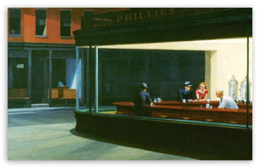 Nighthawks HD wallpaper for Wide 16:10 5:3 Widescreen WHXGA WQXGA WUXGA WXGA WGA ; HD 16:9 High Definition WQHD QWXGA 1080p 900p 720p QHD nHD ; Standard 4:3 5:4 3:2 Fullscreen UXGA XGA SVGA QSXGA SXGA DVGA HVGA HQVGA devices ( Apple PowerBook G4 iPhone 4 3G 3GS iPod Touch ) ; Tablet 1:1 ; iPad 1/2/Mini ; Mobile 4:3 5:3 3:2 16:9 5:4 - UXGA XGA SVGA WGA DVGA HVGA HQVGA devices ( Apple PowerBook G4 iPhone 4 3G 3GS iPod Touch ) WQHD QWXGA 1080p 900p 720p QHD nHD QSXGA SXGA ;