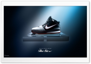 Nike Basketball Sneakers HD Wide Wallpaper for Widescreen