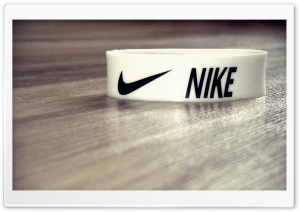 Nike Bracelet HD Wide Wallpaper for Widescreen