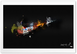 Nike Just Do It HD Wide Wallpaper for Widescreen