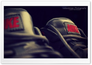 Nike Shoes HD Wide Wallpaper for Widescreen