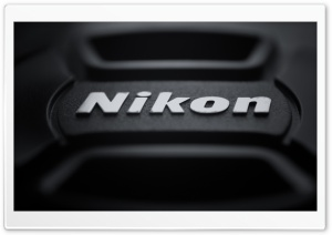 Nikon HD Wide Wallpaper for Widescreen