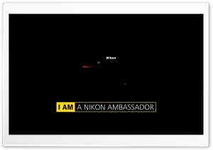 Nikon Flagship DSLR HD Wide Wallpaper for 4K UHD Widescreen desktop & smartphone