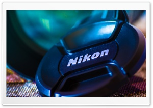 Nikon Lens Ultra HD Wallpaper for 4K UHD Widescreen desktop, tablet & smartphone