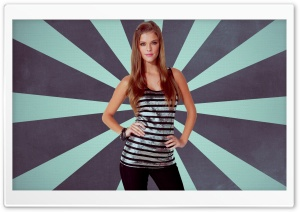 Nina Agdal HD Wide Wallpaper for Widescreen