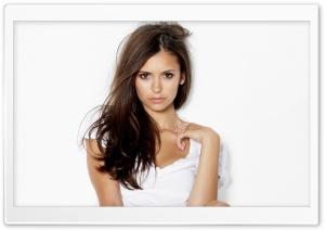 Nina Dobrev HD Wide Wallpaper for Widescreen