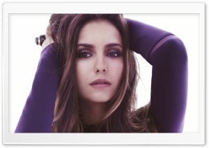 Nina Dobrev 2012 HD Wide Wallpaper for Widescreen