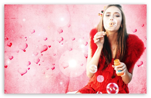 Nina Dobrev Blowing Bubbles HD wallpaper for Wide 16:10 5:3 Widescreen WHXGA WQXGA WUXGA WXGA WGA ; HD 16:9 High Definition WQHD QWXGA 1080p 900p 720p QHD nHD ; Standard 4:3 5:4 3:2 Fullscreen UXGA XGA SVGA QSXGA SXGA DVGA HVGA HQVGA devices ( Apple PowerBook G4 iPhone 4 3G 3GS iPod Touch ) ; Tablet 1:1 ; iPad 1/2/Mini ; Mobile 4:3 5:3 3:2 16:9 5:4 - UXGA XGA SVGA WGA DVGA HVGA HQVGA devices ( Apple PowerBook G4 iPhone 4 3G 3GS iPod Touch ) WQHD QWXGA 1080p 900p 720p QHD nHD QSXGA SXGA ;