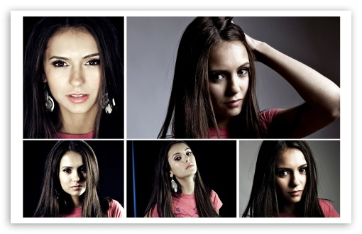 Nina Dobrev Photoshoot HD wallpaper for Wide 16:10 Widescreen WHXGA WQXGA WUXGA WXGA ;