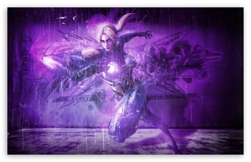 Download NINA IN TEKKEN UltraHD Wallpaper