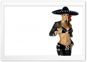 Ninel Conde Mariachi HD Wide Wallpaper for Widescreen
