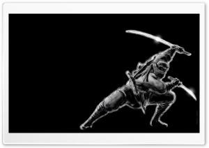 Ninja Ultra HD Wallpaper for 4K UHD Widescreen desktop, tablet & smartphone