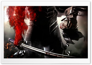 Ninja Gaiden III HD Wide Wallpaper for Widescreen
